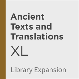 Logos 8 Ancient Texts and Translations Library Expansion, XL