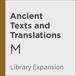 Logos 8 Ancient Texts and Translations Library Expansion, M