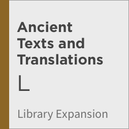Logos 8 Ancient Texts and Translations Library Expansion, L