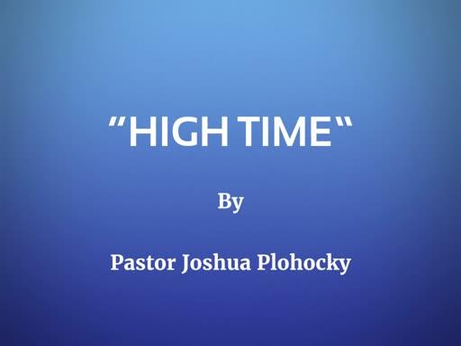 High Time