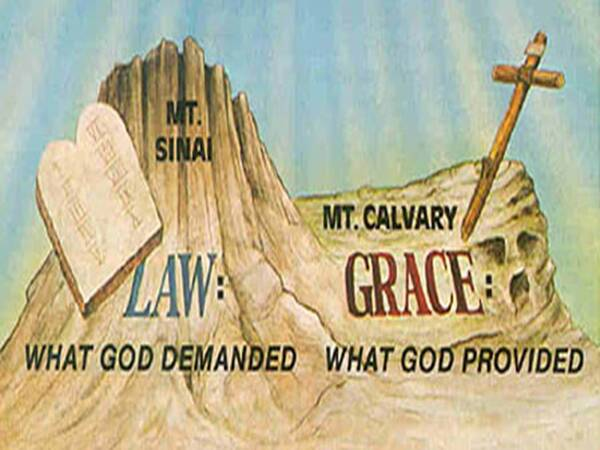 Why So Many Arguments About Law and Grace?