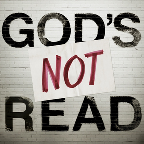 God's Not Read: Talking Donkeys and Talking Ghosts   Chris Dewar   May 26, 2019