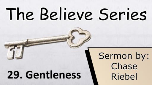 29. Gentleness