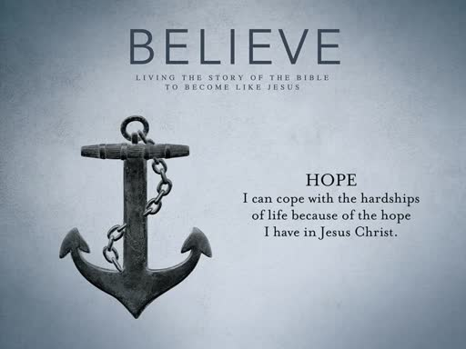 Believe: Hope