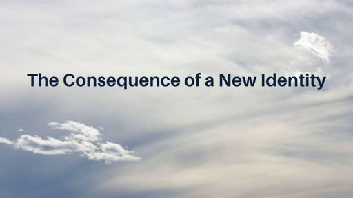 The Consequence of a New Identity