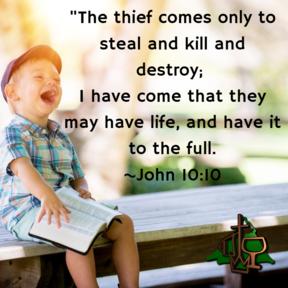 John: Following the Shepherd