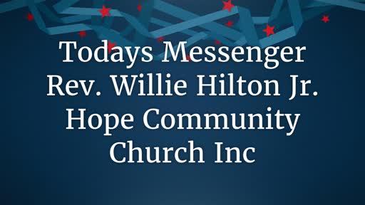 Memorial Day Sermon