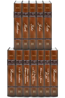 Holman New Testament Commentary (HNTC) (12 vols.)