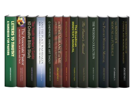 B&H Pastoral Ministry Collection (13 vols.)