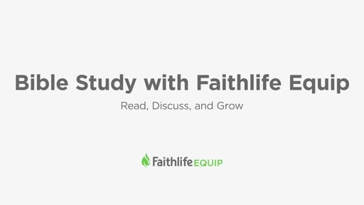 Bible Study with Faithlife Equip
