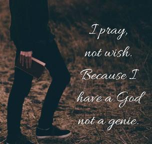 Wednesday Night - Priorities in Prayer (Nurse & Special Events)