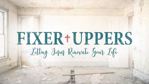 Fixer Upper: Week 3