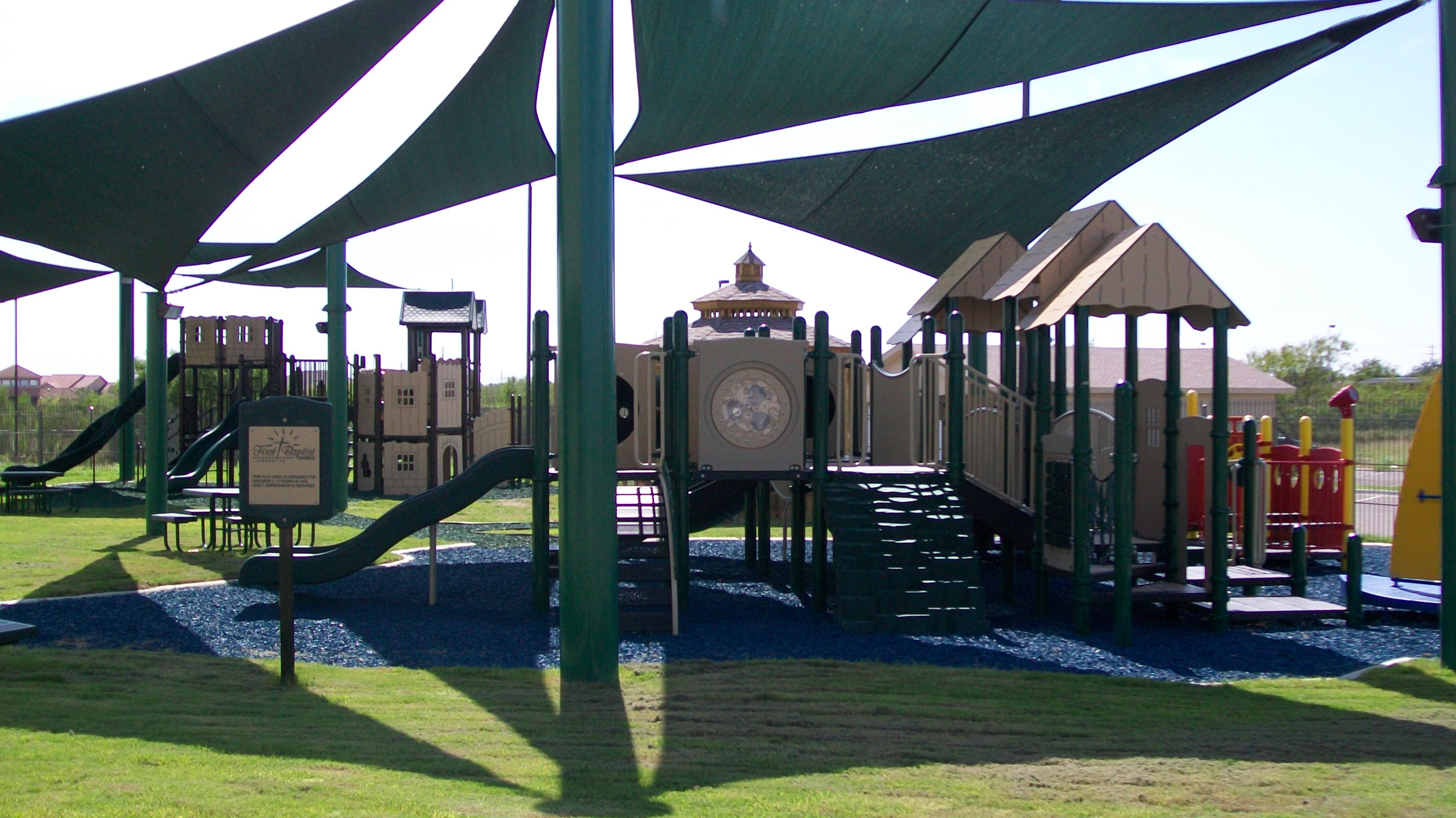 Our State of the Art Playground