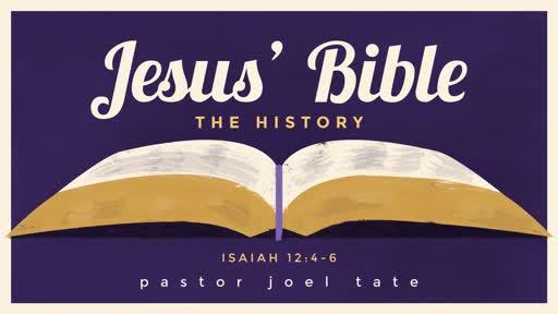 Jesus' Bible