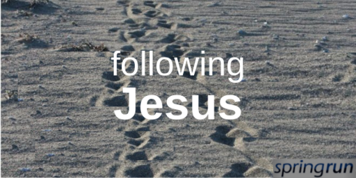 Following Jesus in Daily Life