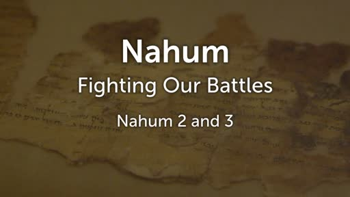 Fighting Our Battles