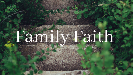 Family Faith Panel