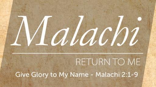 Sunday, June 2- AM - Jack Caron - Give Glory to My Name