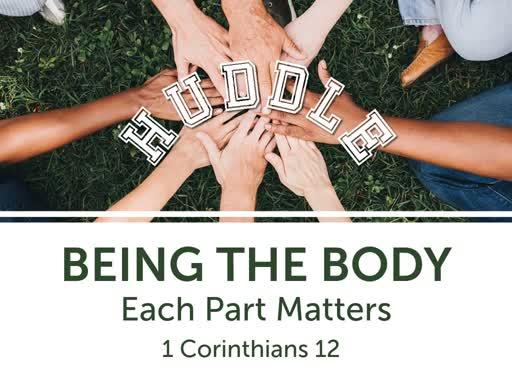 Each Part Matters