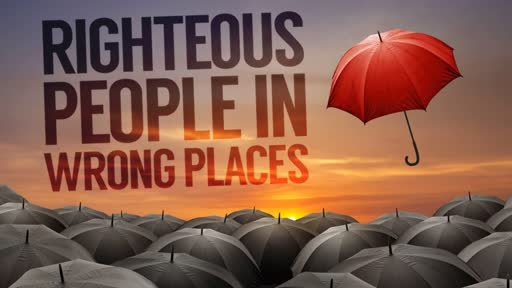 righteous in wrong places-2 FAITH SERIES