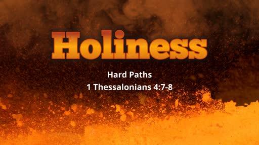 Hard Paths