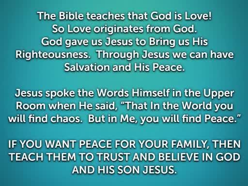 June Sunday Worship- Faith Series
