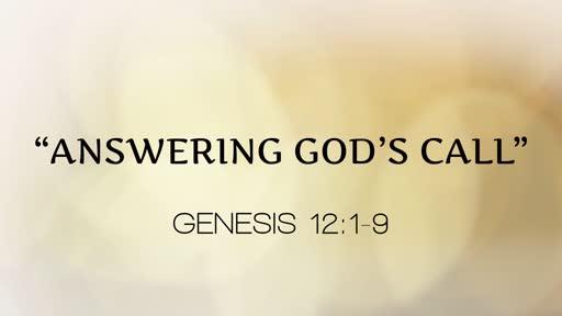 """ANSWERING GOD'S CALL"", Pastor Jim Smith 06/02/19"