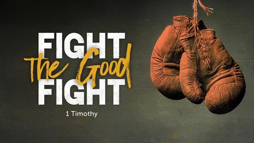 Leading the Fight: Overseers/Elders/Pastors