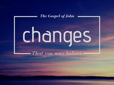 Changes: Is your faith contagious?