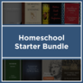 Homeschool Starter Bundle