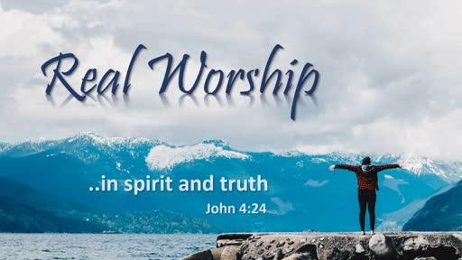 01 - Worship the Wonder of God