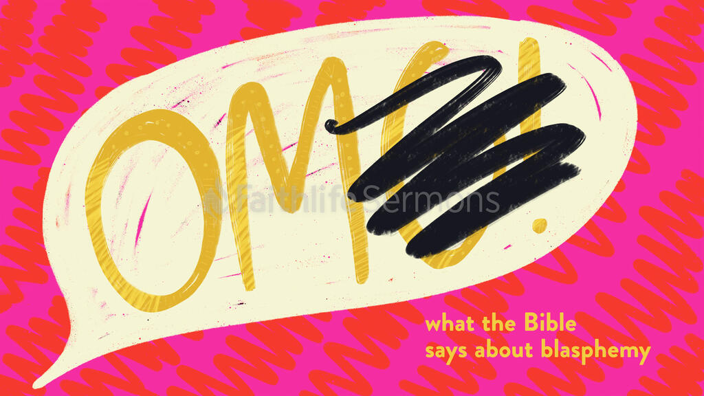 What The Bible Says About Blasphemy large preview