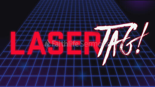 Laser Tag Red