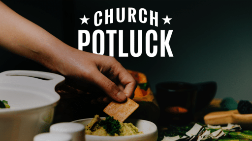 Church Potluck Dip