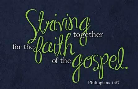 Phillipians 1:27-30 May 26,19