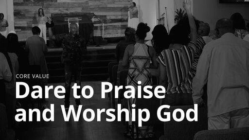 Praise God & Be Creative in Worship