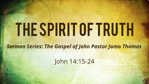 The Heart of Worship: Worshipping God in Spirit and in Truth