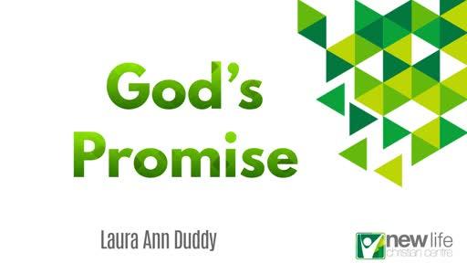 God's Promise 9th June 2019