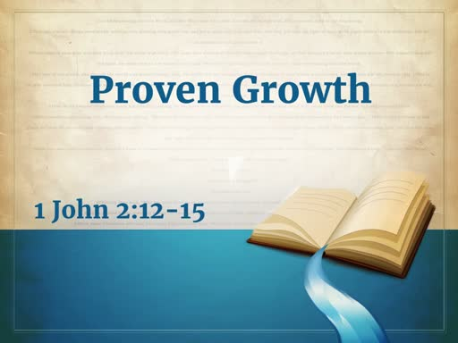 """Proven Growth"""