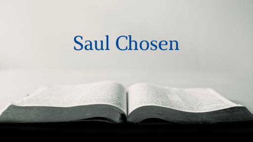 Saul Chosen