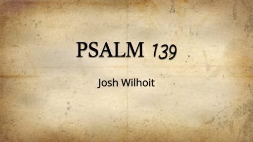 Guest Preacher- Josh Wilhoit