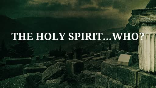 Come Holy Spirit-Ven Espiritu Santo