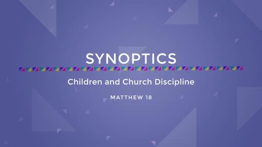 18-Children and Church Discipline