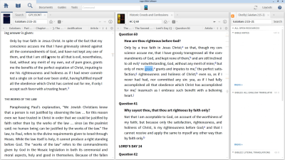 Finding Citations of the Heidelberg Catechism with the Cited by Tool