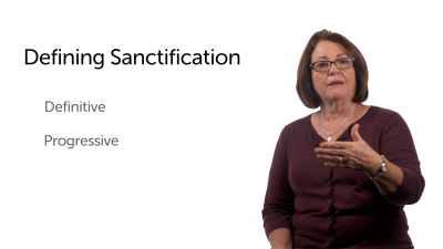 What Is Sanctification?