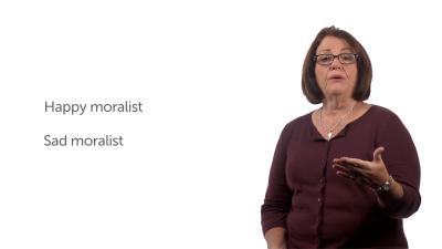 The Happy Moralist: Before Jesus