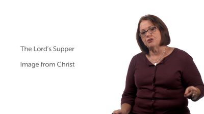 Means of Grace: The Sacrament of the Lord's Supper