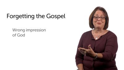 When the Gospel Is Forgotten