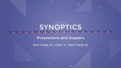 20-Possessions and Suppers