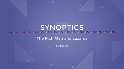22-The Rich Man and Lazarus